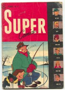 Super #91 1945- Dick Tracy Dell comics G