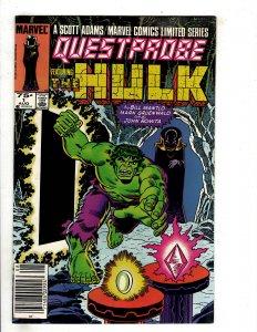 Questprobe (UK) #1 (1984) OF30