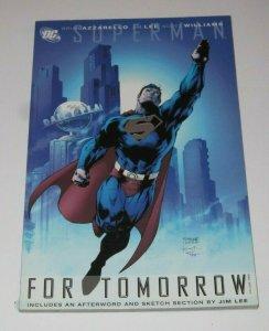 Superman For Tomorrow TPB Graphic Novel NM DC Comic Books 1st Print V2 2005