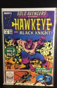 Solo Avengers #4 (1988)