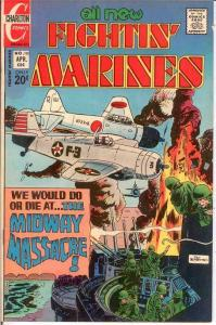FIGHTIN MARINES (1951-1984) 110 VF-NM   April 1973 COMICS BOOK
