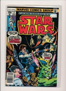 Marvel Comics STAR WARS March #9 (standard price box)  F/VF (PF302)