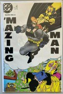 'Mazing man frank miller #12 6.0 FN (1986)