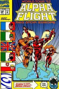Alpha Flight (1983 series) #108, NM (Stock photo)