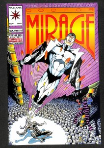 The Second Life of Doctor Mirage #1 (1993)
