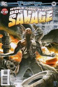 Doc Savage (2010 series) #11, VF- (Stock photo)