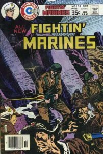 Fightin' Marines #133, VG- (Stock photo)