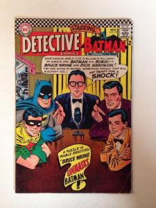 Batman In Detective Comics 357 5.5 FN-