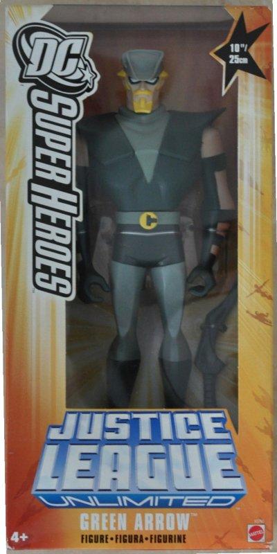 DC Superheroes: JLU: 10 Green Arrow
