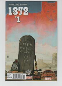 1872 (2015 MARVEL) #1