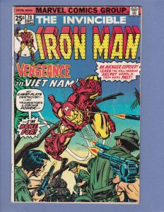 Iron Man #78 VG/FN Marvel 1975