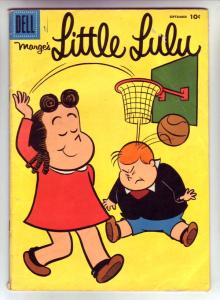 Little Lulu, Marge's #123 (Sep-58) FN- Mid-Grade Little Lulu