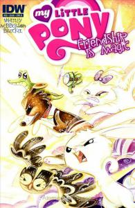 My Little Pony: Friendship Is Magic #23B VF; IDW | save on shipping - details in