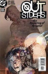 Outsiders (2003 series) #11, VF+ (Stock photo)