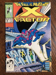 X-Factor #24 REAL NICE! 1988 Marvel Warren Worthington