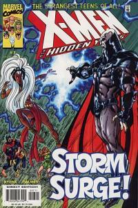 X-Men: Hidden Years #7, NM + (Stock photo)