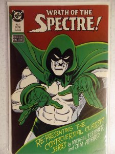 Wrath of the Spectre #1 (1988)