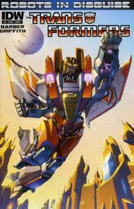 Transformers, The: Robots in Disguise #3B VF/NM; IDW | save on shipping - detail