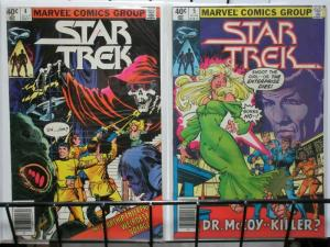 STAR TREK (1980) 4-5  The Haunting Of... complete