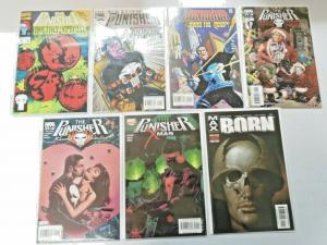 Punisher Specials & Annuals lot 14 different books average 8.0 VF (year varies)
