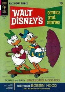 Walt Disney's Comics and Stories #309, Good- (Stock photo)
