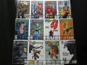SUPERMAN METROPOLIS (2003) 1-12  the complete series!