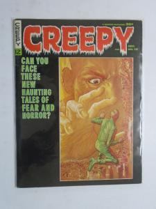 Creepy (Magazine) #12, 6.0 (1966) Stories in This Issue Include