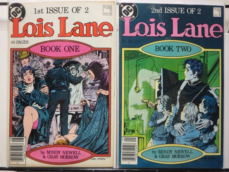 LOIS LANE (1986 MINI) 1-2 Mindy Newell, Gray Morrow