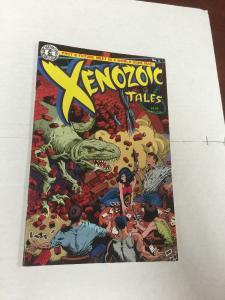Xenozoic Tales 1 Nm Near Mint