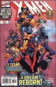 Marvel X-MEN (1991 Series) #80 VF/NM