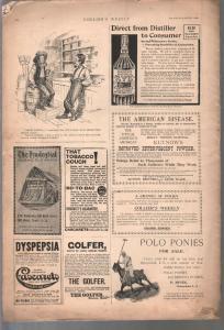 Collier's Weekly 8/6/1898-Spanish-American War-FC Yohn-pix-VG
