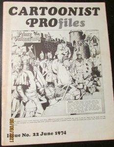 Cartoonist Profiles #22