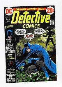 Detective Comics (1937 series) #432, VF (Actual scan)