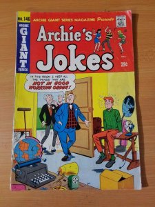 Archie Giant Series Magazine #146 ~ VERY GOOD VG ~ (1967, Archie Comics)