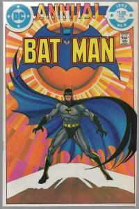 BATMAN ANN  8 F-VF 1982