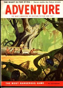 Adventure 6/1955-Popular-Walter Popp-John McPartland-torture art-VG+