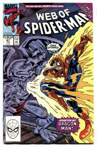 Web Of Spider-man #61 Marvel-1st child Normie Osborne NM-