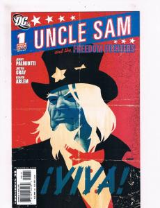 Uncle Sam & The Freedom Fighters # 1 NM 1st Print DC Comic Book Limited Ser. S61