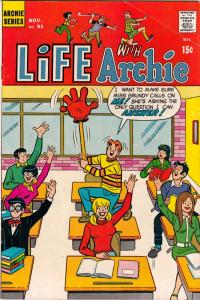 Life with Archie #91 (Nov-69) VF High-Grade Archie, Jughead, Betty, Veronica,...