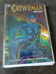 Catwoman Defiant #1 (1992)