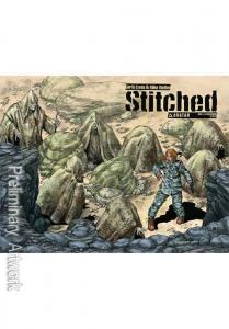 Stitched #4A VF/NM; Avatar | save on shipping - details inside