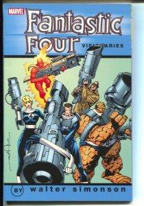Fantastic Four: Visionaries-Walter Simonson-Vol 2-2008-PB-VG/FN