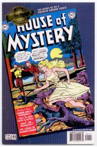 Millenium Edition: House of Mystery #1 - DC comics vertigo
