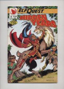 ElfQuest: Hidden Years #8 (1993)
