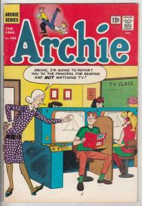 Archie #161 (Feb-66) FN/VF+ High-Grade Archie