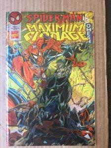 Spider-Man: Maximum Clonage Omega #1 (1995)