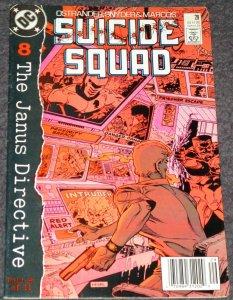 Suicide Squad #29 -1989