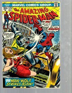 Amazing Spider-Man # 125 VF/NM Marvel Comic Book MJ Vulture Goblin Scorpion TJ1