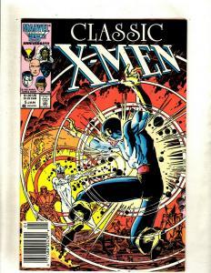 Lot of 12 Classic X-Men Marvel Comics #5 6 10 13 14 15 18 19 20 21 22 23 HY3