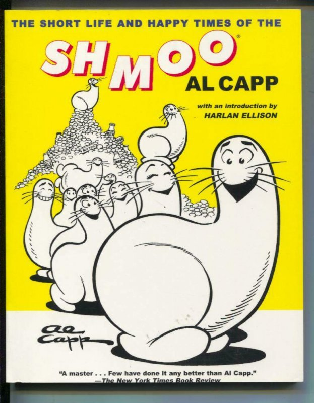 Shmoo-Al Capp-TPB-trade